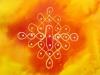 kolam oranje geel