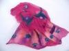 sjaal rose